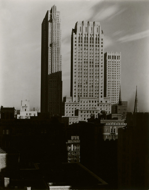 , 'New York, From The Shelton,' 1935, Edwynn Houk Gallery