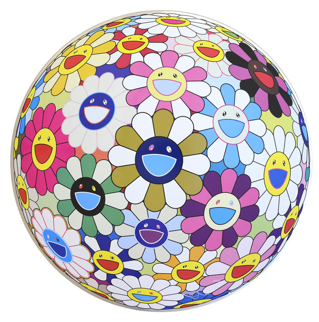 , 'Flower Ball (3D) Autumn 2004,' 2013, Shapero Modern