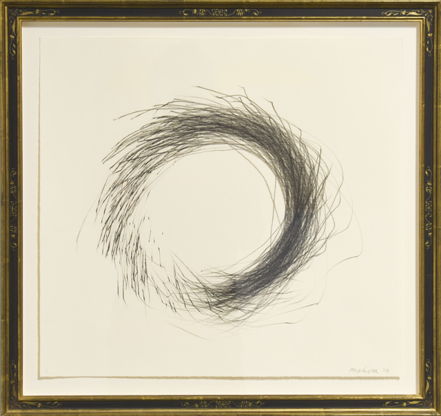 Tom Marioni, 'Enso Circle', 2007, Anglim Gilbert Gallery
