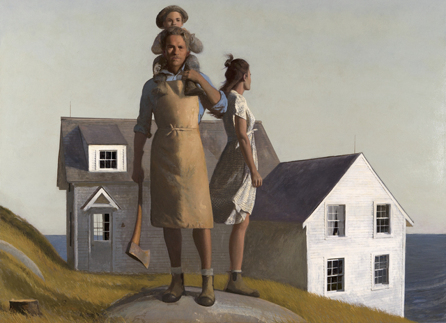 Bo Bartlett, 'Once in Every Man and Nation', Dowling Walsh