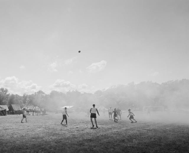 , 'Kriegsspiel,' 2015, Marc Straus