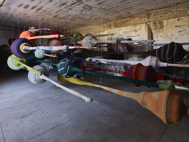 , 'Weapon,' 2003-2007, FOR-SITE Foundation