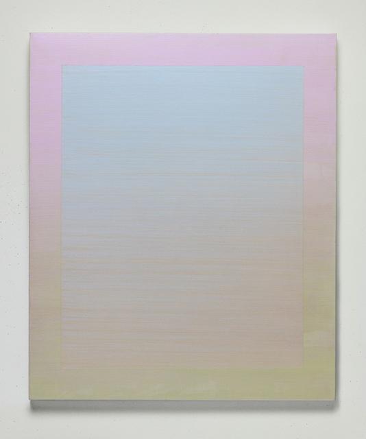 , 'Interference (violet-cerulean),' 2018, K. Imperial Fine Art