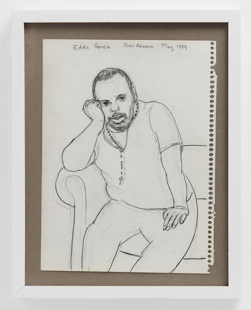 , 'Eddie Garcia  ,' 1989, Alexander and Bonin