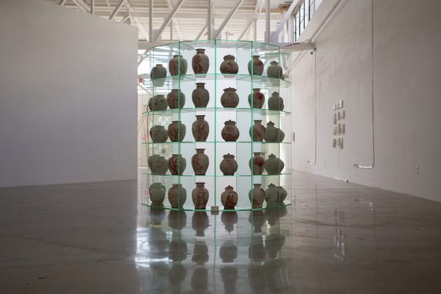 Maria Magdalena Campos-Pons, 'My Mother Told Me I Am Chinese. China Porcelain', 2008, Mana Contemporary