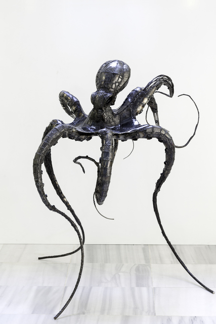 , 'Octopus Attack,' 2017, Ekavart Gallery