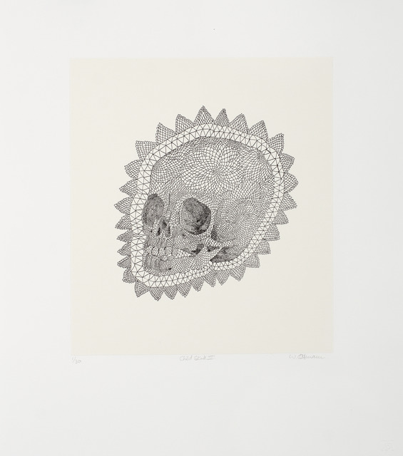, 'Child Skull III,' 2012, Goodman Gallery