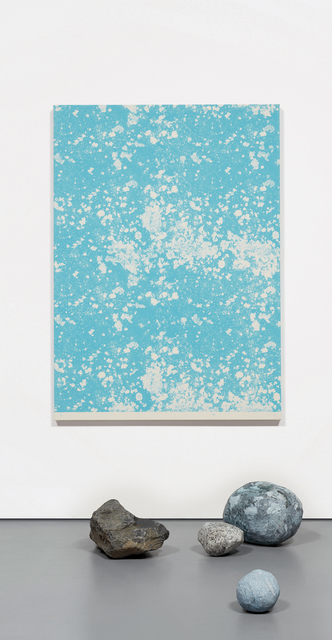 Sarah Sze, 'Cyan Stone', 2013-2015, Phillips
