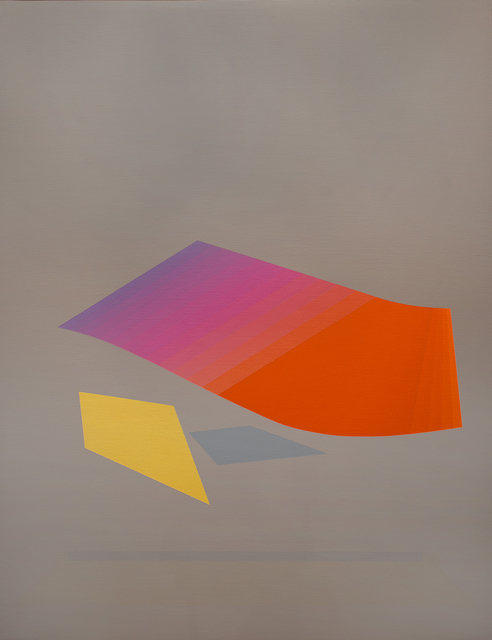 , 'Phan II,' 1966, Peyton Wright Gallery