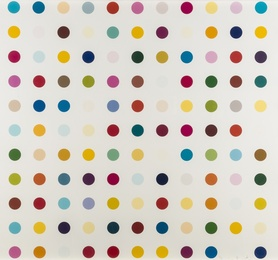 Damien Hirst, 'Lysergic Acid Diethylamide (L.S.D.),' 2000, Forum Auctions: Editions and Works on Paper (March 2017)