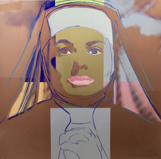, 'Ingrid Bergman - The Nun (F&S.II.314) Unique (numbered) Trial Proof,' 1983, Joseph Fine Art LONDON