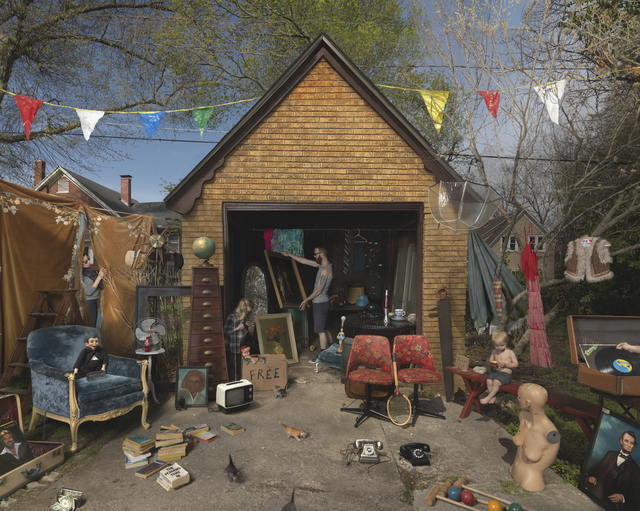 , 'Garage Sale,' 2012, photo-eye Gallery