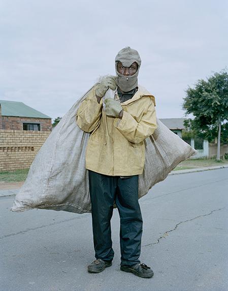 , 'Recycler, Soweto,' 2013, Lora Reynolds Gallery