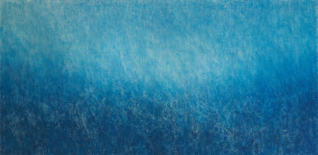 , 'WAVE #97,' 2014, Olivier Malingue