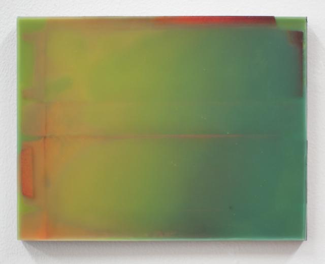 , 'Choco Biscuit (unframed waxwork),' 2018, Front Room Gallery