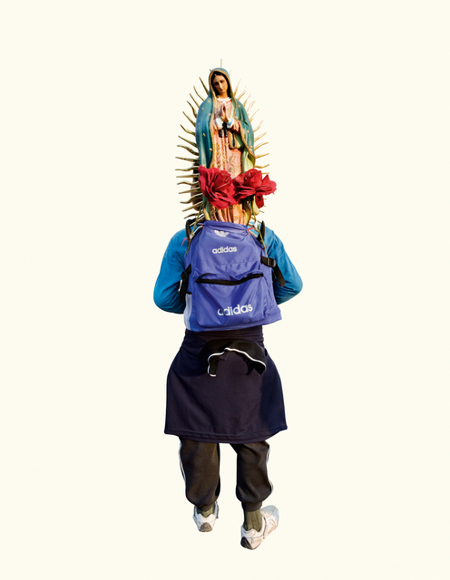 , 'The Road to Tepeyac #19 (Adidas & Flowers),' 2010, The Ravestijn Gallery
