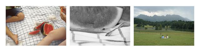 , 'Exposure #108: Wagenbrüchsee, Bavaria, 08.08.13, 3:42 p.m.,' 2013, Kuckei + Kuckei