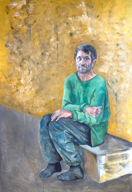, 'Najad,' 2015, Ayyam Gallery