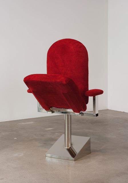 , '11 bis (prototype),' 2013, Barbara Seiler