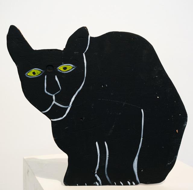 , 'Black Cat,' 2018, Gallery 16