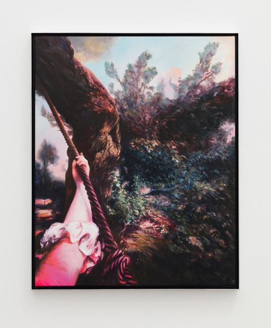 , 'Wilma's Rainbow 1,' 2016, Anat Ebgi