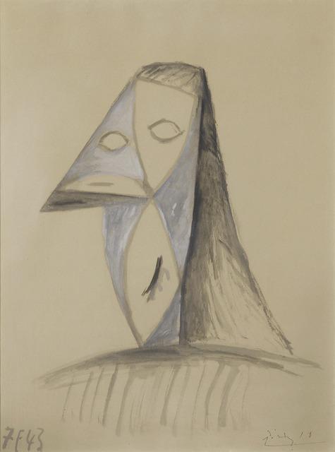 , 'Tête de Femme (Dora Maar),' , DICKINSON