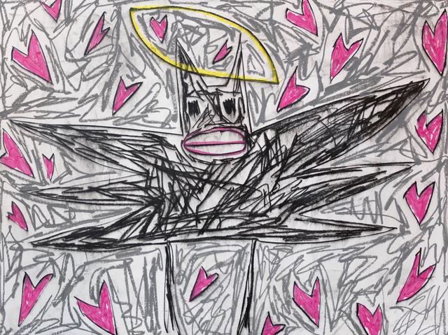 Adam Handler, 'Ghost Bat', 2015, Madelyn Jordon Fine Art