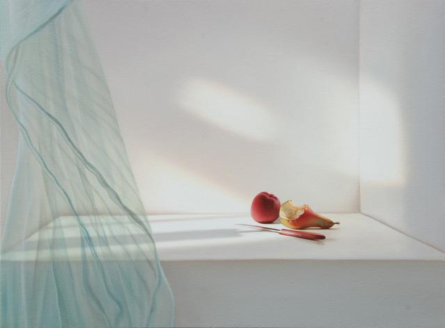 , 'Apfel und Biren mit Grün,' 2018, Galerie Barbara von Stechow