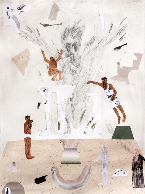 , 'Angry God,' 2016, Asya Geisberg Gallery