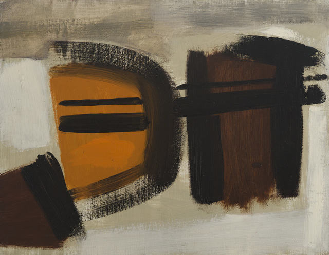 , 'Untitled (Linked Forms Series),' 1959-1960, Waterhouse & Dodd