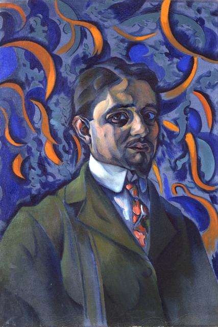 , 'Autoportrait,' ca. 1910, Galerie Le Minotaure