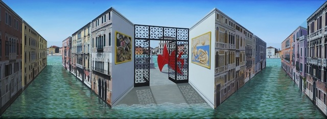 , 'Peggy's Palace,' 2015, Tangent Contemporary Art