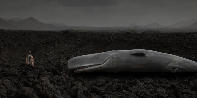 , 'Viaggio al Centro della Terra #1,' 2017, Galleria Pack