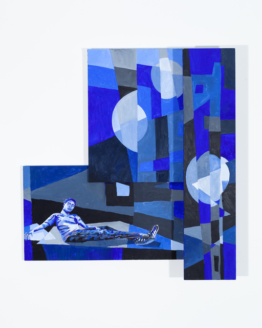 , 'Blue Room,' 2017, Ki Smith Gallery