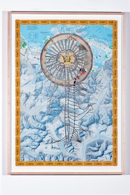, 'Nervous System (Pituitary),' 2010, Rosamund Felsen Gallery