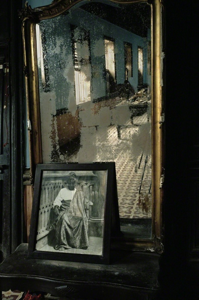 Leonce raphael agbodjelou untitled demoiselles de porto for Moad interior designs