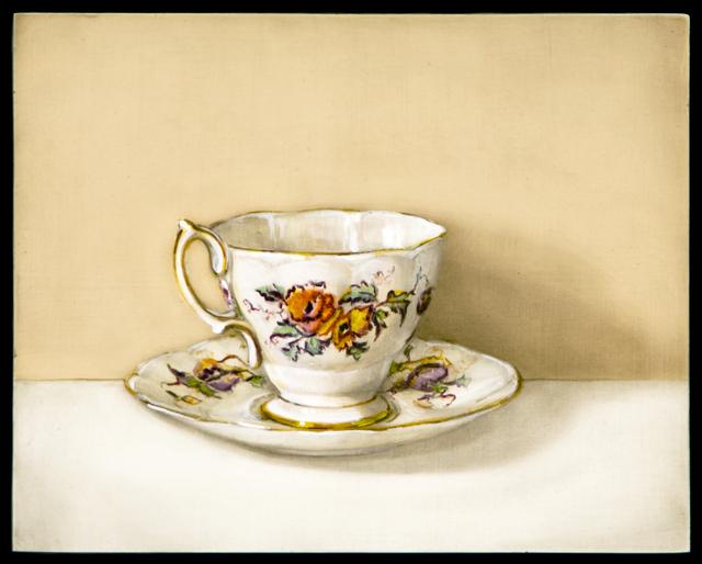 , 'Teacups (II),' 2013, Clark Gallery