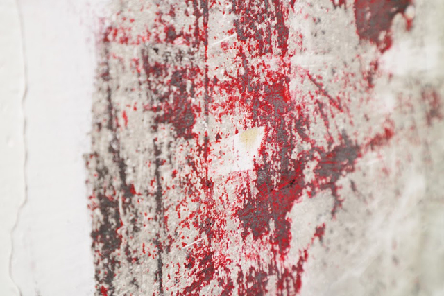 Marco Guglielmi Reimmortal, 'Wall #01 'P.O.V. Point of Views'', 2018, Installation, Acrylic on plaster on wood, 11 [HH] Art Gallery
