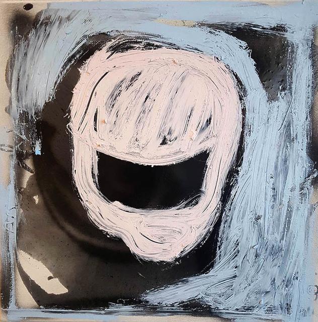 , 'Blue,' 2019, Kristin Hjellegjerde Gallery