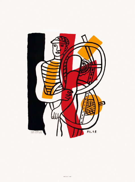 , 'Le Cycliste,' 1948, Omnibus Gallery