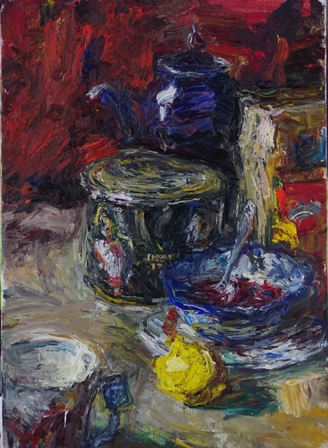 , 'Morning Table,' 2014, Gallery 1261