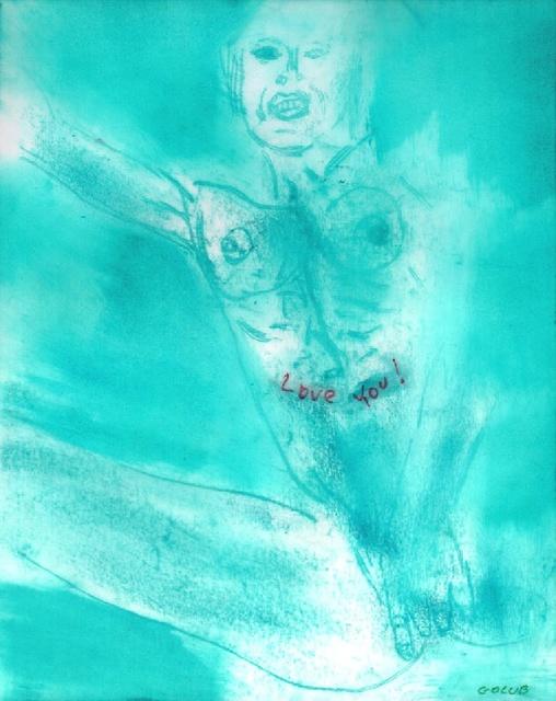 Leon Golub, 'Love You', 2002, Hauser & Wirth