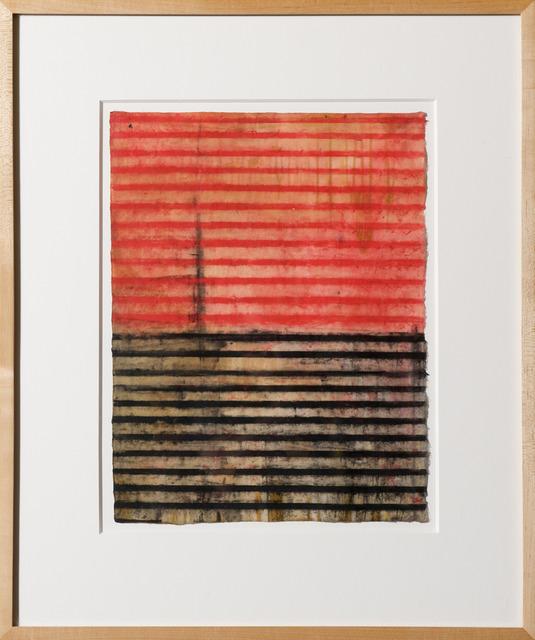 Robert Kelly, 'Tantra Ledger XXV', 1998, Bentley Gallery