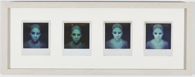 , 'Transfiguración elemento tierra,' Performed in Caracas-September 1983, Henrique Faria Fine Art