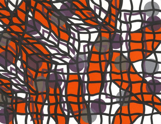 , 'Mirror x 6 (1),' 2008, Flowers