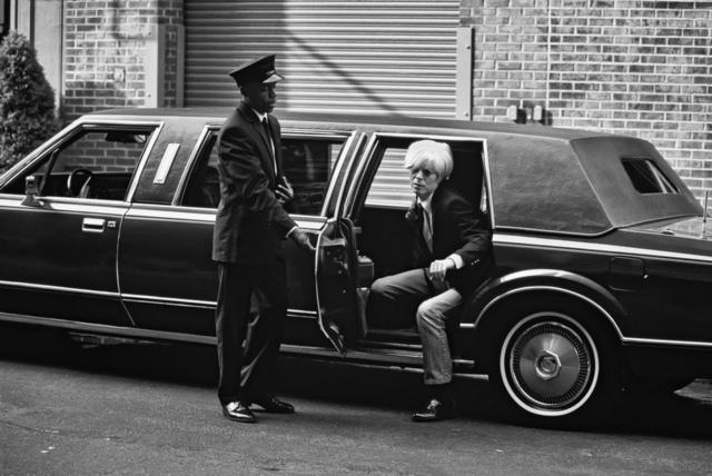 Lynn Goldsmith, 'David Bowie as Andy Warhol ,' , Mouche Gallery