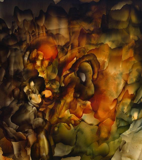 , 'Rite liminaire 01,' 2017, Galerie D'Este