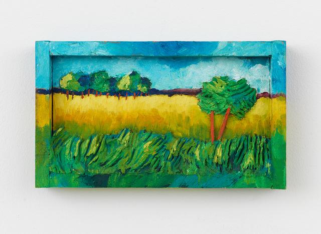 , 'Minnesota Landscape 1,' 1985, Johannes Vogt Gallery