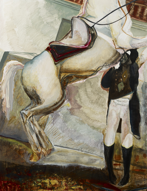 , 'Horsemanship,' 2016, Mind Set Art Center