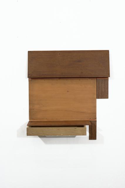 Marcelo Silveira, 'Molengas', 2016, Sculpture, Wood and goatskin, Galeria Nara Roesler